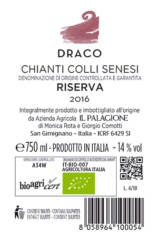 Draco-retroetichetta