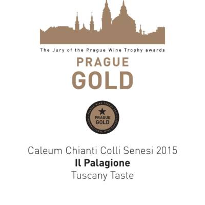 Prague Gold Caelum 2015