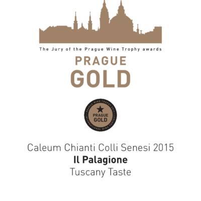 Prague Gold Caelum 2015