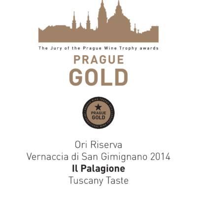 Prague Gold Ori 2014