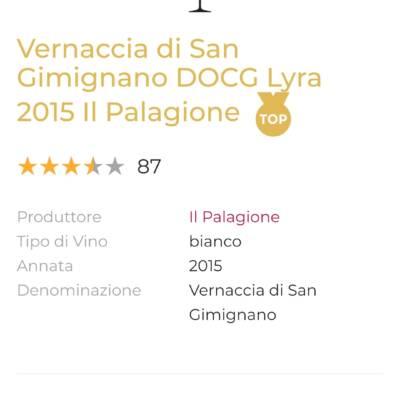 Wine Surf Lyra 2015